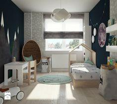 Aranżacje wnętrz - Pokój dziecka: Pokój chłopca - Karolina Krac architekt wnętrz. Przeglądaj, dodawaj i zapisuj najlepsze zdjęcia, pomysły i inspiracje designerskie. W bazie mamy już prawie milion fotografii!