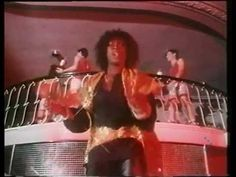 Disco never dies!  You make me feel (Mighty real) - Sylvester