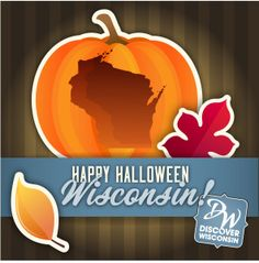 Discover Wisconsin's list of 13 fun ways to celebrate Halloween 2014.