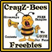 **We're Some CrayZ-Bee's Over Here About Our Freebies!!  Come Join Us To Get CrayZ-Freebies, Samples, Deals, Contests & Giveaways!** We Give DIRECT LINKS.We DON'T Waste Your Time Sending You To A BLOG First!**  ~It's On Facebook & They Are THE BEST Freebie Site I've EVER Used~ (I <3 My Queen Bees) Click The Bee To Take You To The Link To Their Site!! =)