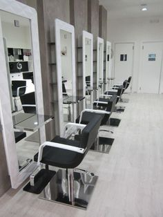 beauty salon design | ... salon furniture Made in France - Hair salon design - Hair salon