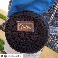 bolsa de crochê com franja instagram - Pesquisa Google