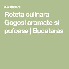 Reteta culinara Gogosi aromate si pufoase | Bucataras