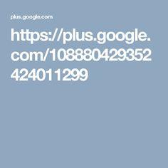 https://plus.google.com/108880429352424011299
