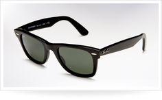 Best #Sunglasses For Men - @Rachel Burns-Ban Wayfarers
