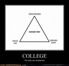 College . . . Pick any two