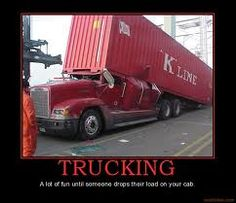 Container fail - how not to load a container