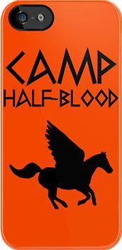 Camp Half-Blood by katemonsoon