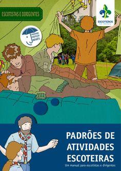 Padroes atividades escoteiras  Para Escoteiros e Desbravadores