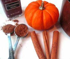 10 fall simmer pot scent recipes.