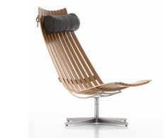 Scandia chair by Norway's Fjordfiesta.