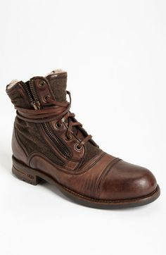 UGG® Collection 'Tonio' Cap Toe Boot (Men) available at #Nordstrom