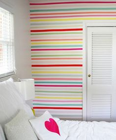 DIY Roundup: Decorating with Washi Tape | The Writing on the Wall
