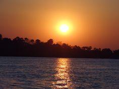 Río Zambeza (Zimbawe)
