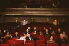 theatre kisses // photo by Jenelle Kappe Photography