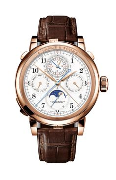 A. Lange & Söhne / Unrivalled masterpieces  Grand-complication