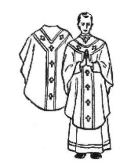 61c11623c 36 Best Priest Vestments images