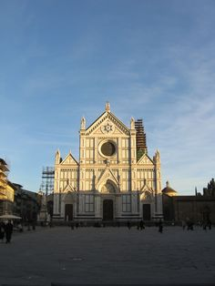 Santa Croce, Florence, Italy.