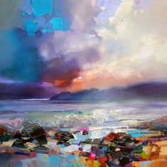 _ASYLUM ART_ _Best Art Blog _follow us_ - Scott Naismith: Cumulus Consonance