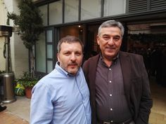 Fernando Freire y Luis García Severino, los autores de los Peculiar Wines