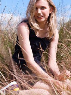 Hannah Murray by James Naylor