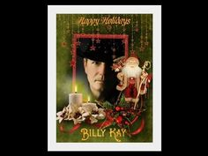 """The Billy Kay Christmas video. Christmas lights set to """"When You Hold Me Tight"""". Enjoy!  All My Best, Billy Kay"""