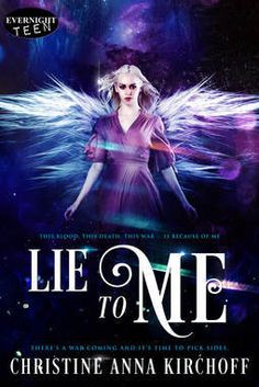Tome Tender: Lie to Me by Christine Anna Kirchoff