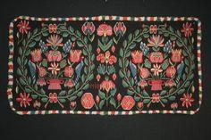 Swedish Folk Weavings Origin:Skåne, South Sweden Circa: 1780-1800
