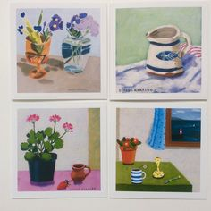 Image of Still life cards