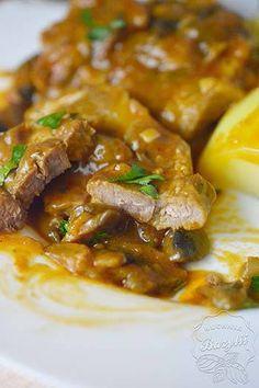 Przepisy na Wielkanoc - przepisy na sałatki, dania obiadowe i jajka Chicken Wings, Menu, Cooking, Recipes, Food, Diet, Menu Board Design, Kitchen, Essen