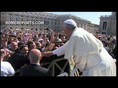 Legionarios de Cristo regalan al Papa una imagen de la Virgen de Guadalupe