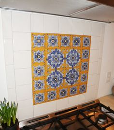 Statuette Of Spanish Tile Backsplash Best Choice For Creating Mexican Kitchen Style