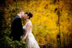 Let Fall Leaves Inspire Your Wedding Menu And Décor Wedding Menu, Wedding Pics, Diy Wedding, Fall Wedding, Autumn Weddings, Wedding Dresses, Wedding Stuff, Wedding Ideas, Sunset Wedding