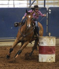 National Barrel Horse Assn. - District 9 Competition March 21-22, 2015  http://www.abilenevisitors.com/NBHA-District-9-March-2015