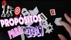 PROPÓSITOS de AÑO NUEVO 2017   Srta Nana