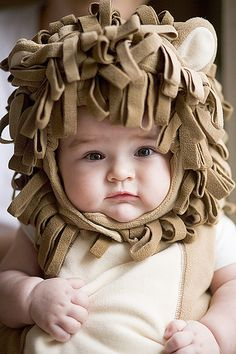 Baby lion costume.  sc 1 st  Pinterest & 115 best Kids images on Pinterest | Creative ideas For kids and ...