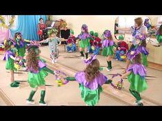 ТАНЕЦ ФИАЛОК очень нежный красивый - танец цветов на 8 марта в детском саду - YouTube Crepe Paper Flowers, Coloring Pages, Make It Yourself, Videos, Youtube, Kid Art, Costume Design, Musica, Kid