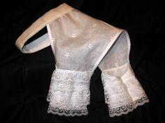 Small Dog Cotton Eyelet Pants Pantaloons by ChickaBowWow on Etsy, $52.00