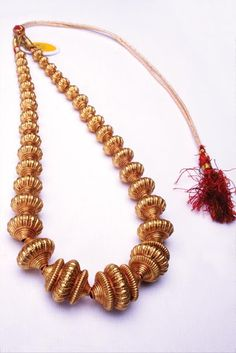 Indian Jewellery and Clothing: Antique temple jewellery