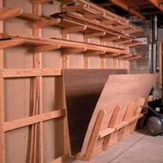 Plywood storage, Plywood and Storage on Pinterest