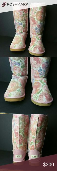 UGG AUSTRALIA VINTAGE WOMEN BOOT NEW WITHOUT BOX   SKE # UP UGG Shoes Winter & Rain Boots
