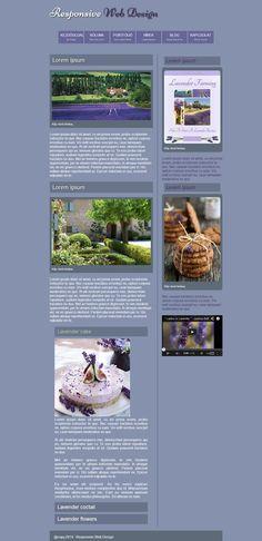 B. Annamária - Responsive weboldal