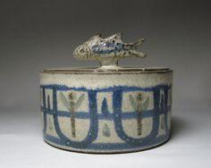 Violettendencies - Pot Couvert par Jean Derval pour Le Murier