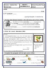 Revision:Present Simple or Present Continuous worksheet - Free ESL printable worksheets made by teachers