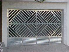 Home Gate Design, Steel Gate Design, Main Gate Design, Metal Gates, Iron Gates, Iron Doors, Grill Gate, Large Gazebo, Front Stairs