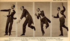 "According to another major innovator in filmed dance, Gene Kelly, ""The history of dance on film begins with Astaire."""