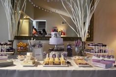 Hostess with the Mostess® - Purple Bridal shower