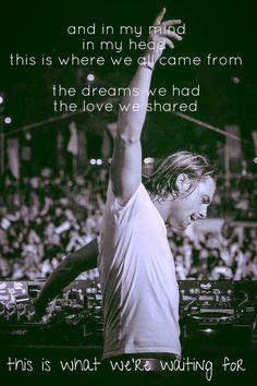 In My Mind--Axwell of Swedish House Mafia This is a cool Pin but OMG check this… Trance Music, Edm Music, Music Guitar, Edm Quotes, Music Quotes, In My Mind Axwell, House Music, Music Is Life, Edm Lyrics