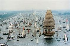 Amsterdam Sail: la tradizionale parata nautica con vele d'epoca