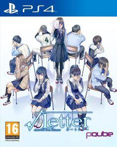 Boxart van Root Letter (PS4), Kadokawa Games
